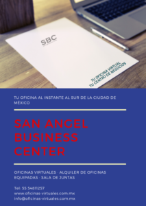"""san angel business center tu oficina virtual tu centro de negocios"""