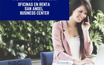 Oficina virtual o centro de negocio al sur de la ciudad de México