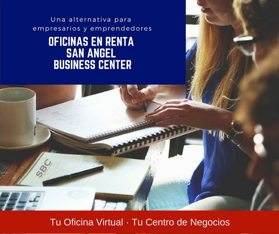 """9 de agosto día internacional del coworking San angel Business Center"""